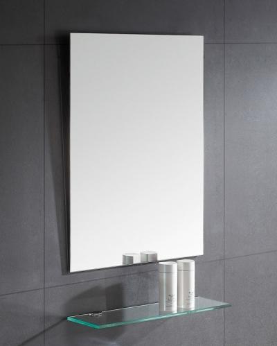 Miroir chauffant sans cadre 600 Watt