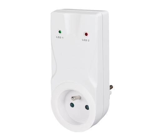 Récepteur prise DOMO 003 pour thermostat sans fil