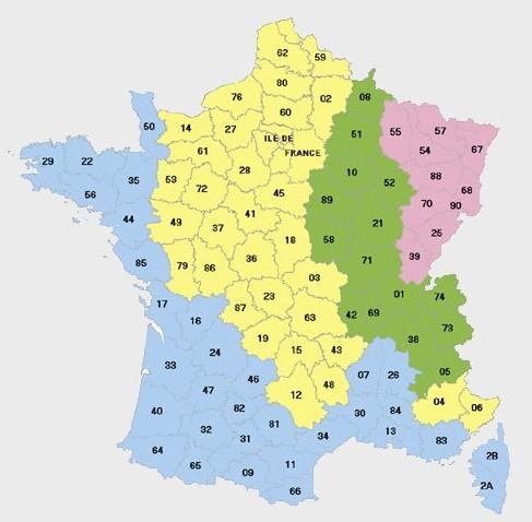 zones_climatiques_pour_calcul_de_puissance_de_chauffage