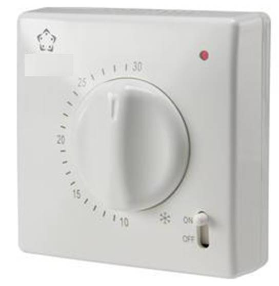 Thermostat manuel filaire